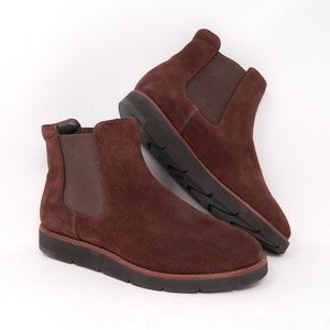 Johnston & Murphy Chelsea Boots Size 6M Brown